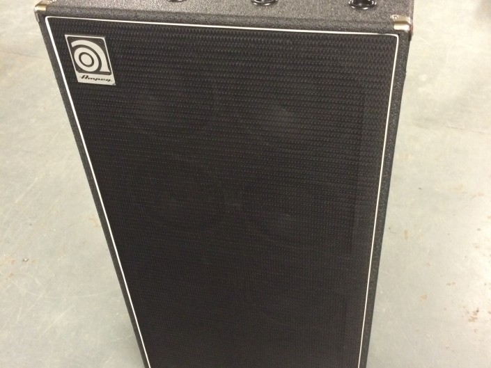 Ampeg 8x10 cabinet