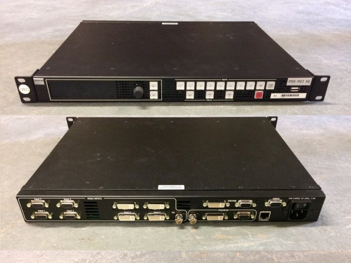 Barco PDS 902 3G Switcher