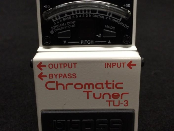 Boss TU-3 tuner