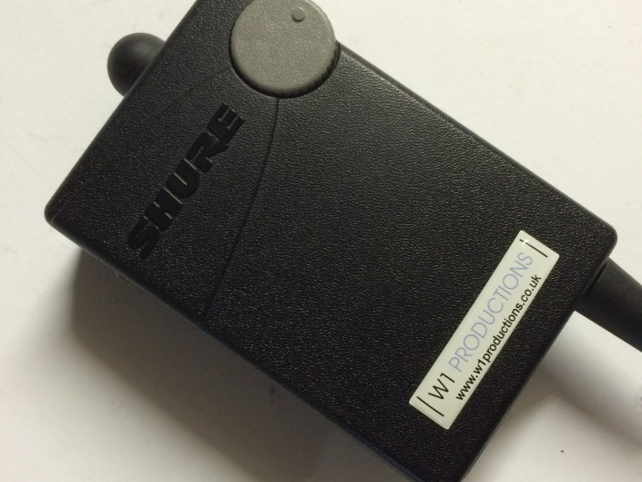 Shure P4 Hardwire IEM