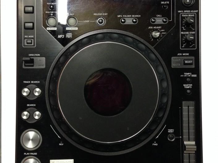 Pioneer CDJ1000 MKIII