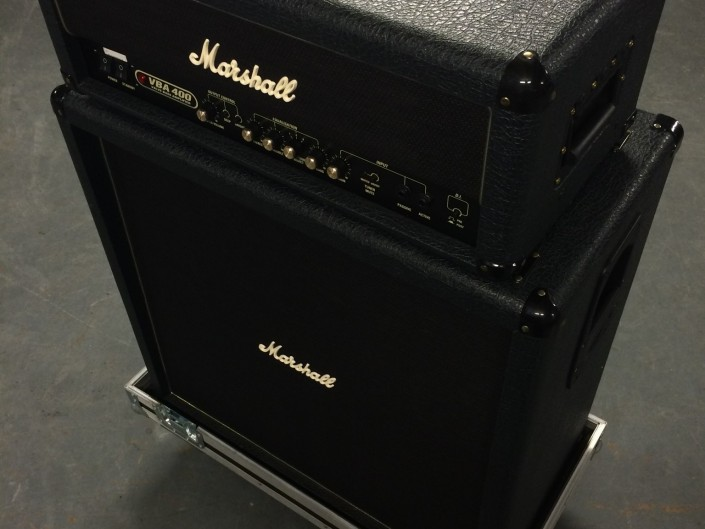 Marshall VBA400 & VBC412 cab