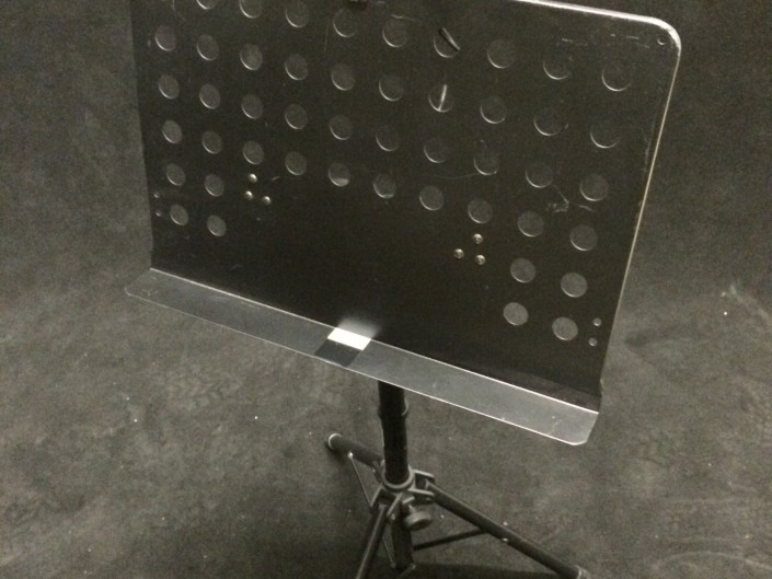 Music stand & light