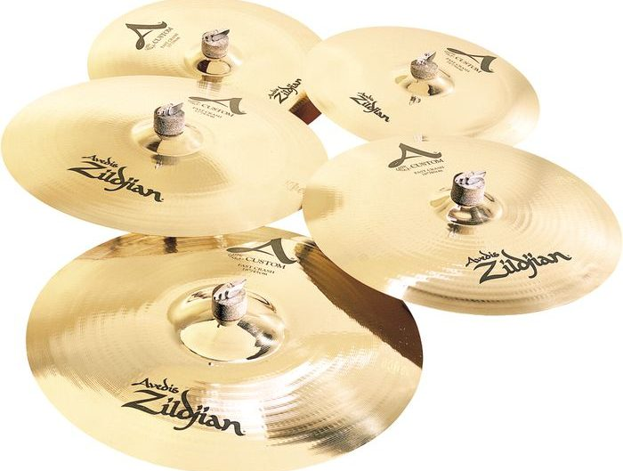 Zildjian A-Custom set