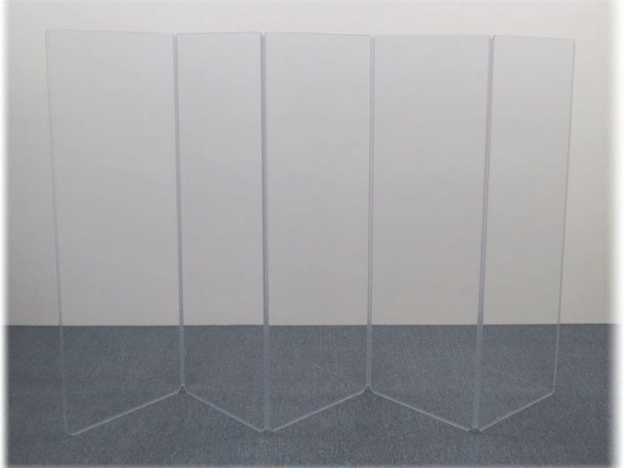 Clearsonic 5 Panel Drum Screen