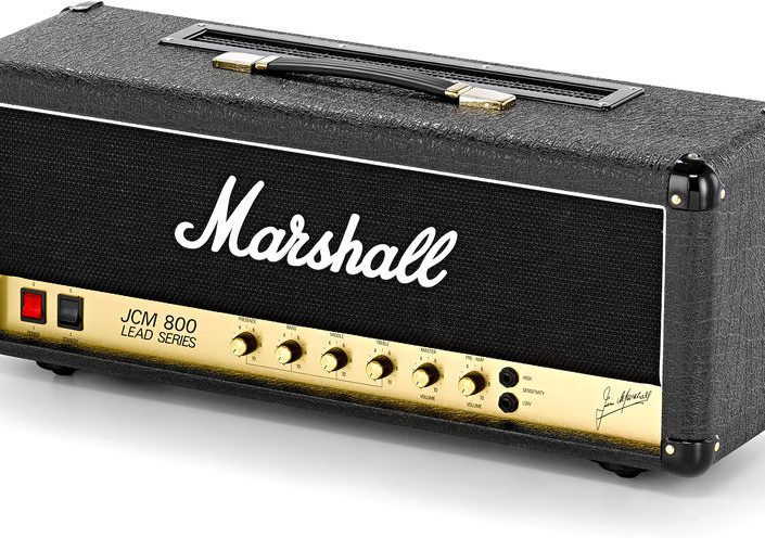 Marshall JCM800 Lead Series